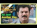 Philips and the Monkey Pen Movie Scenes   It's Just Another Day Song   Sanoop   Vijay Babu