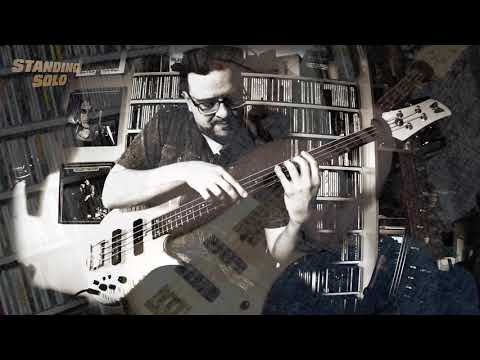 Jason Raso - In The Wee Small Hours (Solo Bass)