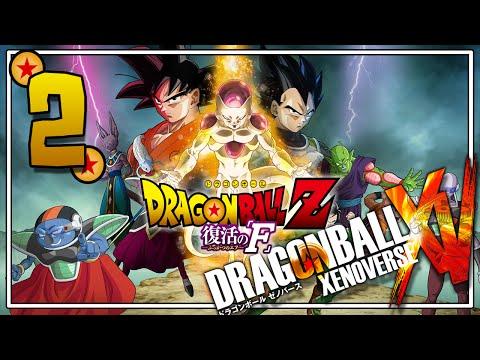 DLC RESURRECTION FREEZER 2    DRAGON BALL XENOVERSE
