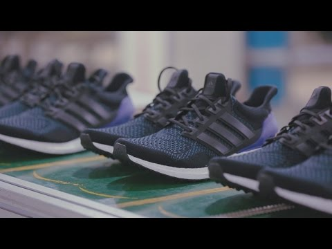 "Process: The Adidas Ultra Boost AKA ""The World's Best Running Shoe"""
