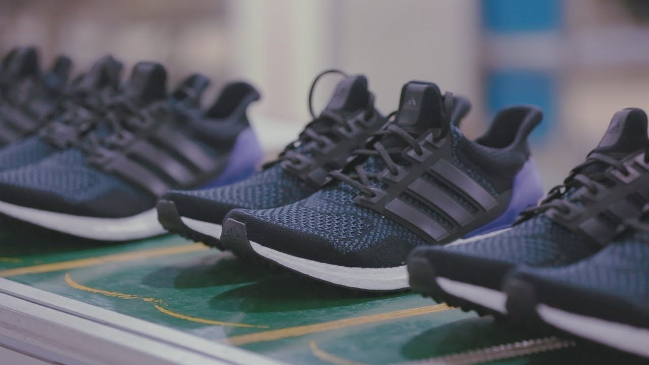 Process  The Adidas Ultra Boost AKA