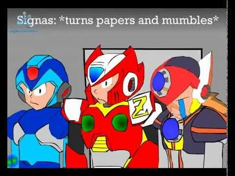 Mega Man X Short 2 Maverick Market (vietsub)