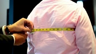 How to Measure Clothing Size for Men : Men