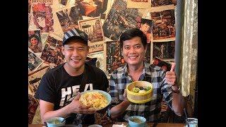 Hotboy trà sữa Lê Tấn Lợi Thách thức danh hài ăn trưa quán Trấn Thành với Khương Dừa