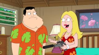 American Dad - I'm gonna shoot him in the face