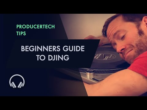 Beginners Guide to DJing - Learn the Basics of How to DJ Online - Intro Lesson