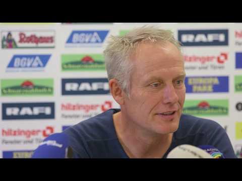 Christian Streich bereitet sich auf das Wiedersehen mit Maxi Philipp vor