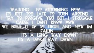 One direction - Long way down HD Lyrics ( Made in the A.M)