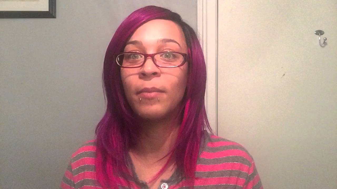 Milky Way Pure Ombr Purple 100 Human Hair Review I Love This Hair