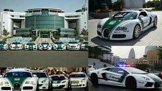 Dubai's Luxury Patrol Police Cars | Visit Dubai | The World's Fastest Police Cars