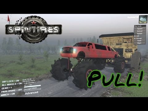 Spintires can it pull #3