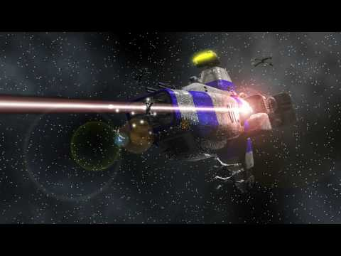 Babylon 5 test anim