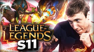SAISON 11 - LE CRASHTEST DE SARDOCHE (League Of Legends)