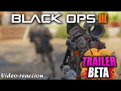 ¡CALL OF DUTY BLACK OPS 3 BETA TRAILER! - Video-reacción   #6