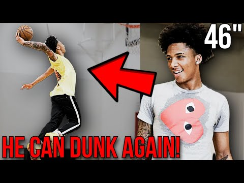 Download Mikey Williams GOT HIS ATHLETICISM BACK! SHOWS INCREDIBLE BOUNCE IN FIRST GAME