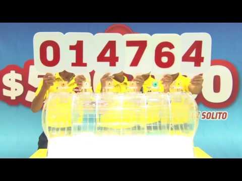 Sorteo Lotto 1840 29-JUL-17
