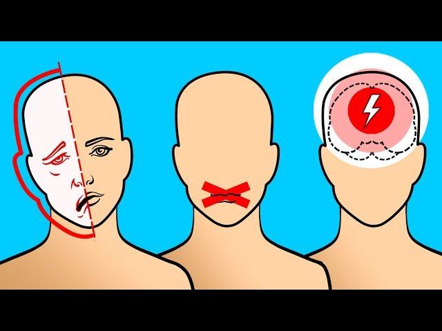 6 Warnzeichen vor einem Schlaganfall