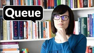 Queue – jak to się wymawia? | Po Cudzemu #92