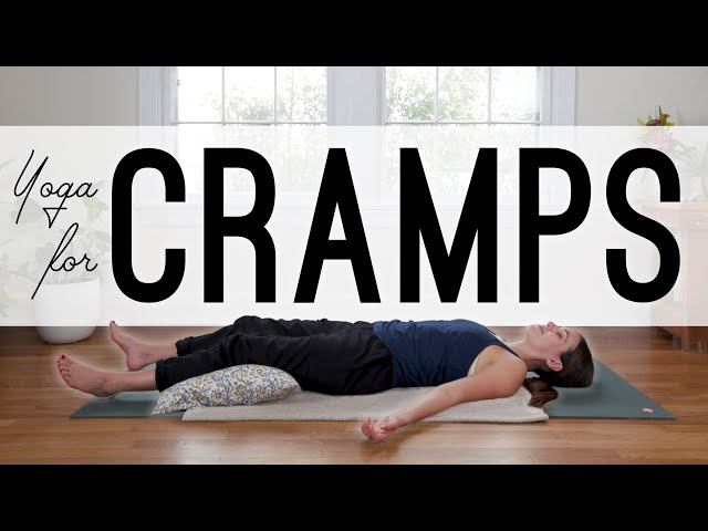 Yoga for Cramps and PMS  |  Yoga With Adriene