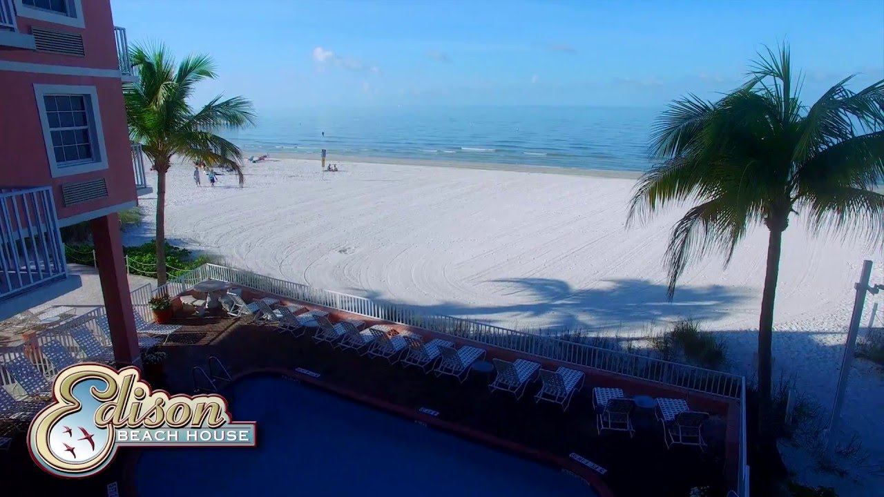 Edison Beach House Fort Myers Fl