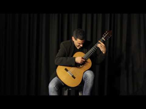 It´s Oh So Quiet - Bjork - Classical Guitar - João Fuss