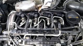 Golf 6 tdi 105cv après remplacement des injecteurs