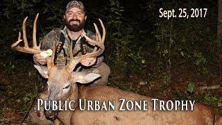 Public Urban Zone Trophy, Building Bridges | Midwest Whitetail