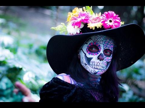The Day Of The Dead Dia De Los Muertos