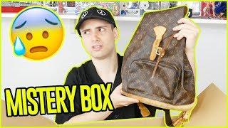 MISTERY Unboxing: Pacco di LV e GUCCI