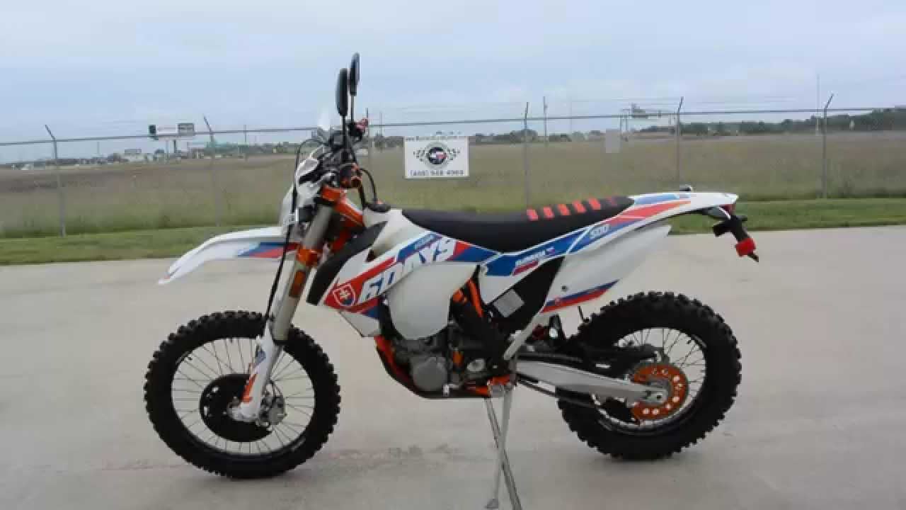 $11,399: 2016 ktm 500 exc six days overview and review - youtube