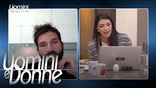 Uomini e Donne - La discussione tra Sammy e Giovanna