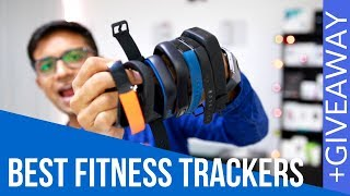Best Fitness Trackers 💪+ Giveaway X 3 - PhoneRadar