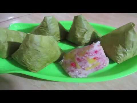 Resep Cara Membuat Kue Sagu Mutiara Nangka Mantap Youtube