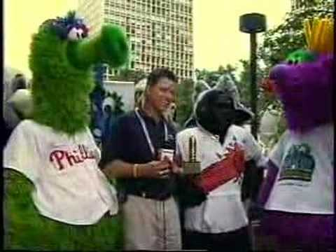 Mascot Hall of Fame 2005 Highlight