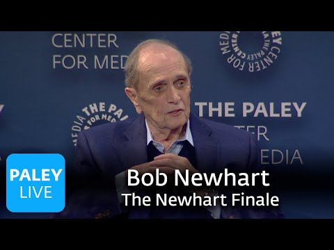 An Evening With Bob Newhart - Silly Stories From The Set