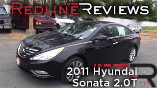 Hyundai Sonata 2.0T 2011 Videos