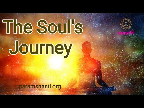The Soul's Journey or the  journey returns