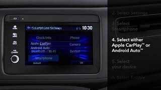 How to Reactivate Apple CarPlay™ or Android Auto™ After Disabling