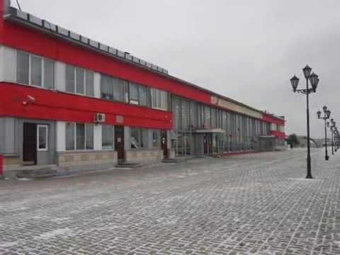 Железнодорожные вокзалы и станции в Архангельске