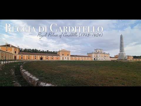 GH5 4K Royal Palace of Carditello