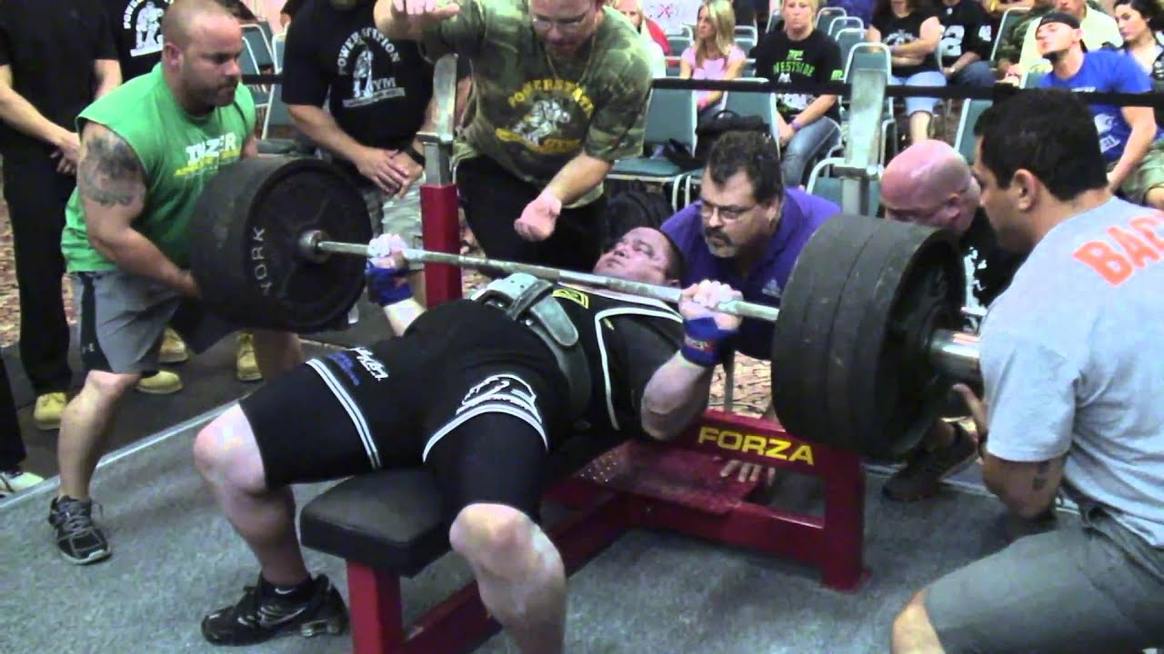 How One Powerlifter Became a Successful Inventor | Men's Health