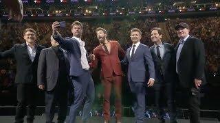 Full Avengers Endgame Shanghai Marvel Fans Ceremony Livestream HD (China 2019)