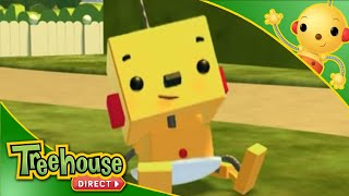 Rolie Polie Olie: Olie's Note/Baby Binky/A Record Bustin' Day - Ep.19