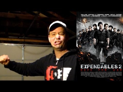 The Expendables 2 (2012) Movie Review (Rant)