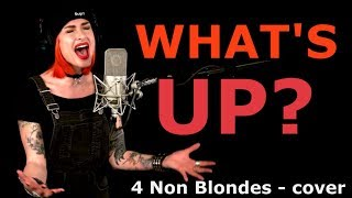 4 Non Blondes - What's Up - cover - Kati Cher - Ken Tamplin Vocal Academy