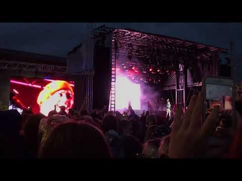 Rita Ora - Anywhere (Live @ Slessor Gardens, Dundee, 28/7/18)