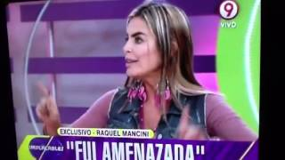 RAQUEL MANCINI EN IMPLACABLES