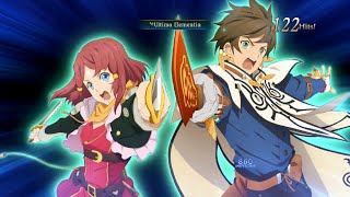 Tales of Zestiria English - Mystic Artes Exhibition