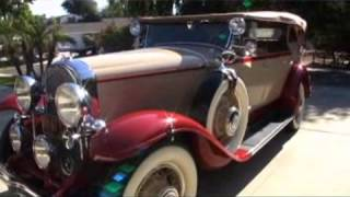 Car enthusiast eager to showcase 1930 Buick speedster - 2009-05-08