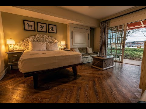DVC-Rental - Saratoga Springs Resort - Deluxe Studio (Refurbished Room) 4K - Room 1105
